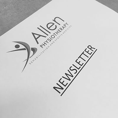 Allen Physiotherapy NEWS